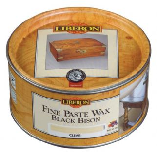 Liberon BLACK BISON Paste Wax